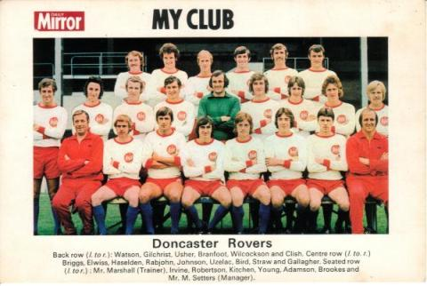 Doncaster Rovers 1960