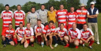 Donny R'sonists 2006 Plate Runners-up