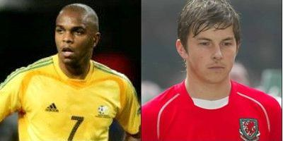 International class; South Africa's Fortune and Wales' Oster